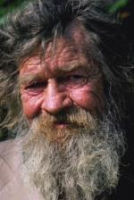 wrinkled man